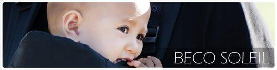 BECO天王星四合一嬰兒背巾/背帶,新生兒就可使用的寶寶背巾