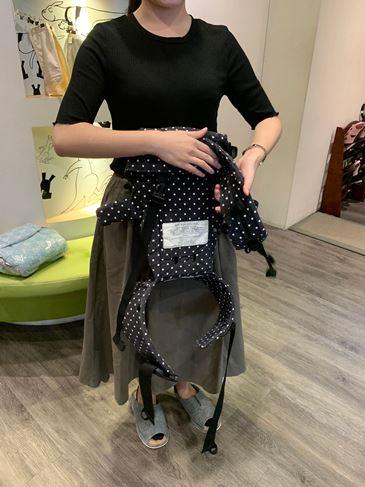 IBQ多功能保暖罩有收納口袋設計