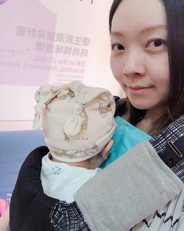 Elaine推薦寶寶必備BECO雙子星畢卡索背巾