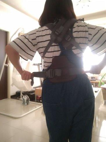 護理師CCx天王星背巾