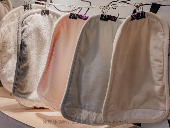 IBQ背巾有機口水巾多種搭配花色