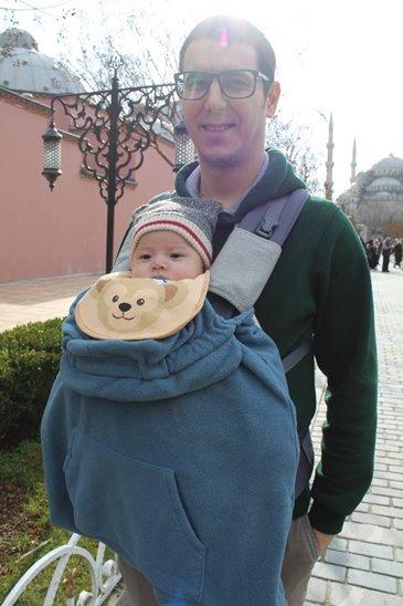 phyphy分享使用雙子星帶寶寶上山下海