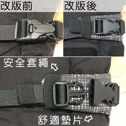 BECO雙子星背巾改版介紹