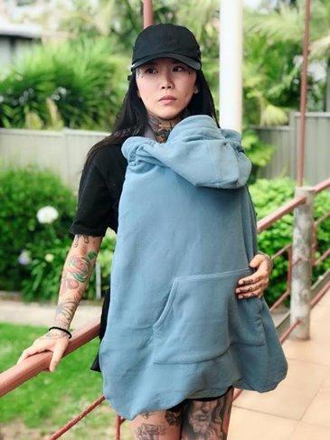 高菲Beco8天王星嬰兒背巾