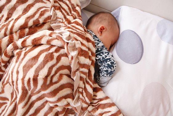飛飛-愛溜達的maxdaniel寶寶毯