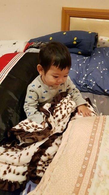 護理師CC的maxdaniel安撫巾和寶寶毯