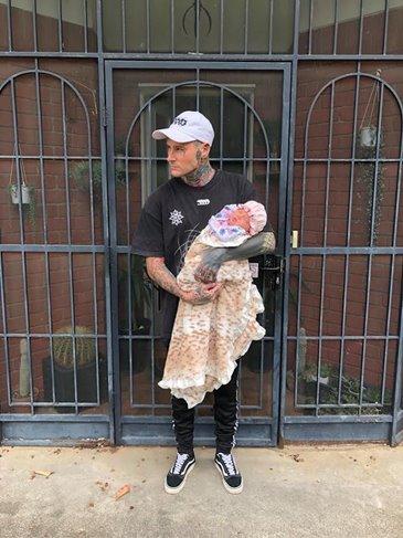 高菲的maxdaniel嬰兒毛毯