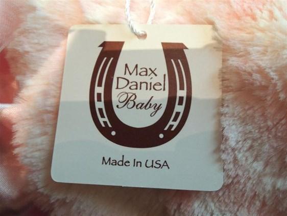 Maxdaniel安撫巾