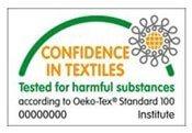 OEKO-TEX Standard100信心紡織品,通過有害物質檢驗