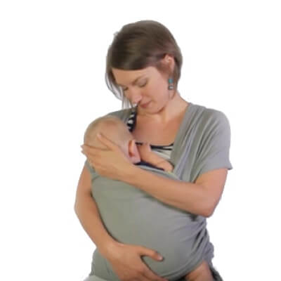 Boba包裹式背巾哺乳提示與技巧
