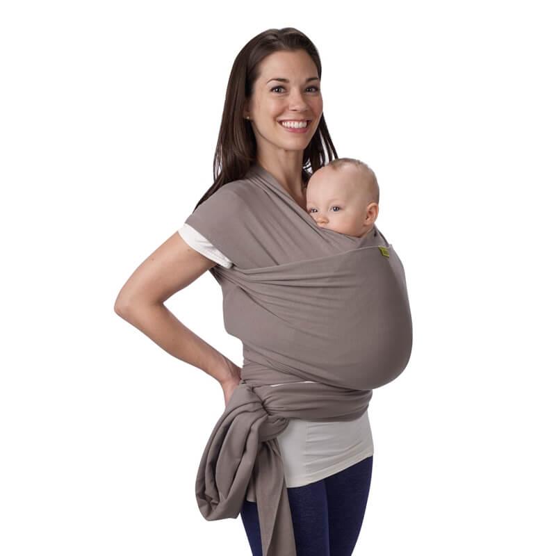 Boba包裹式背巾分解特色