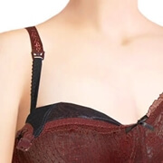 Bravado哺乳內衣璀璨無胸墊設計