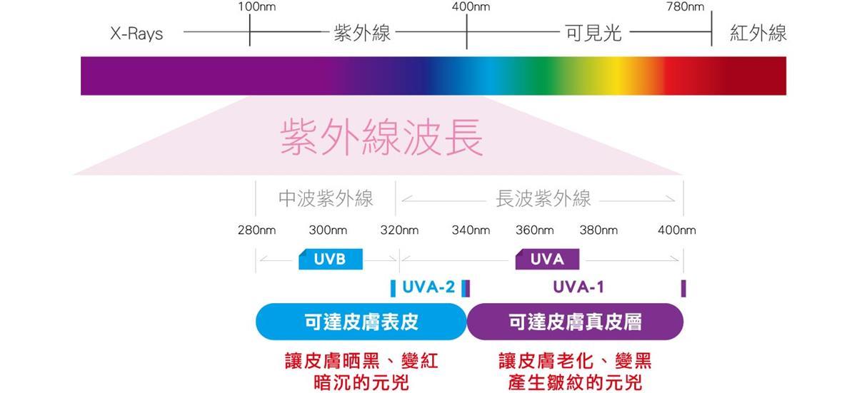 紫外線係數介紹