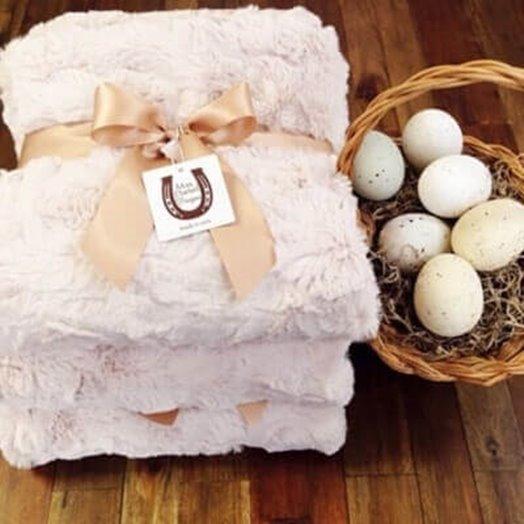 Max Daniel成人毯香檳貂紋是客廳客房最佳的裝飾品