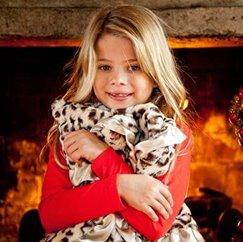 好萊塢明星最愛的寶寶毯美洲豹寶寶毯子