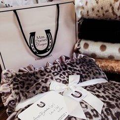 好萊塢明星最愛的寶寶毯銀色美洲豹寶寶毯子